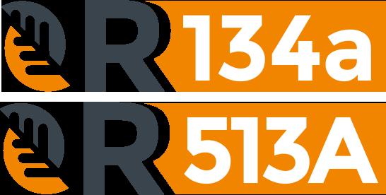 R134A/R513A
